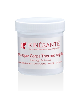 MASQUE CORPS THERMO ARGILE 250 ML