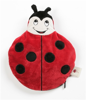 CHERRY® BELLY BABY - PELUCHE COCCINELLE